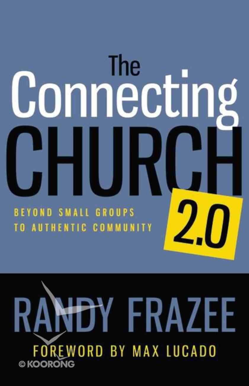 The Connecting Church 2.0 Paperback