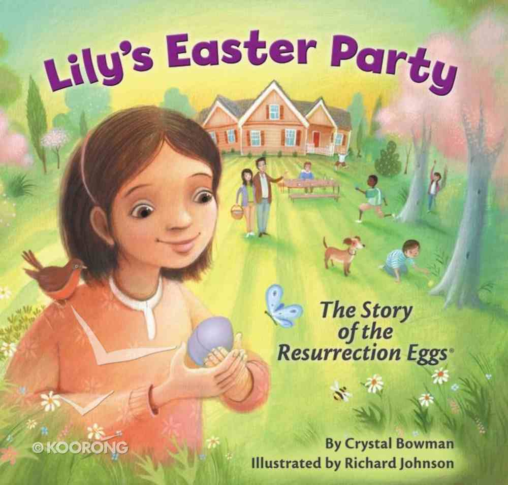 Lily's Easter Party Hardback