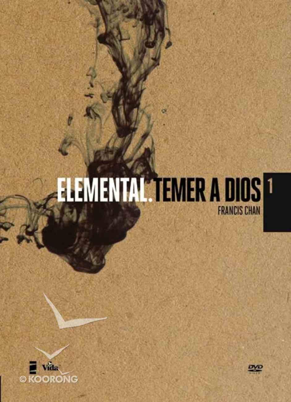 Elemental Temor De Dios (Basic: Fear of God) (Volume 1) (#01 in Basic. Dvd Series) DVD