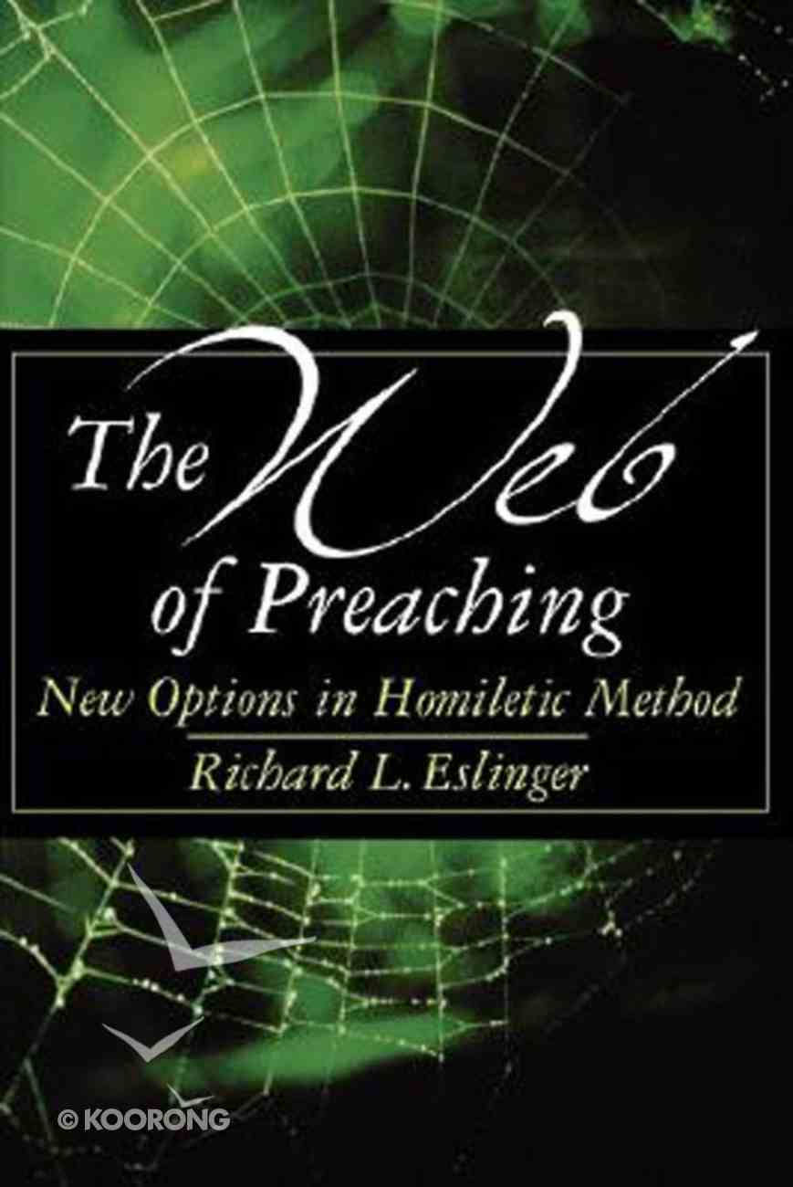 The Web of Preaching Paperback