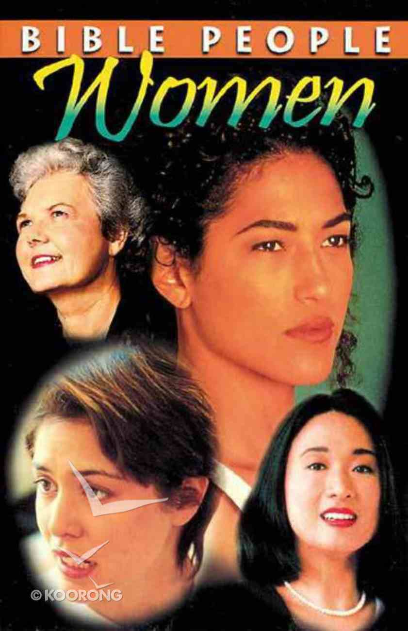 Women (Bible People Study Series) Paperback