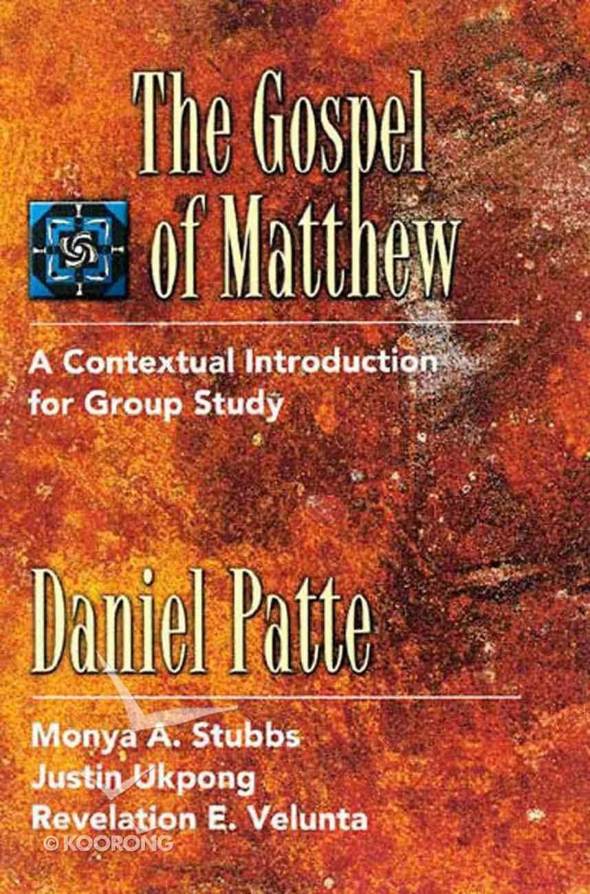 The Gospel of Matthew Paperback