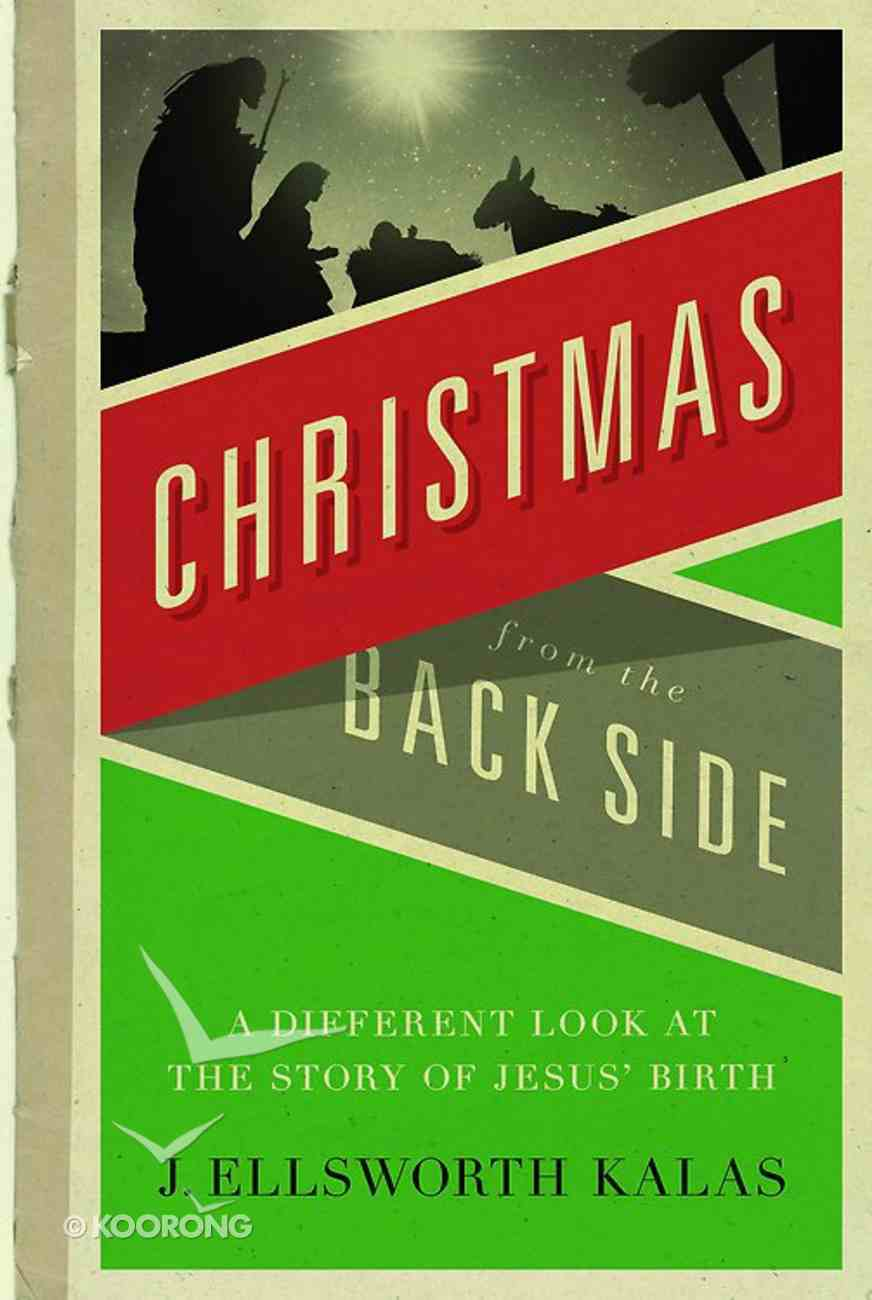 Christmas From the Back Side Paperback
