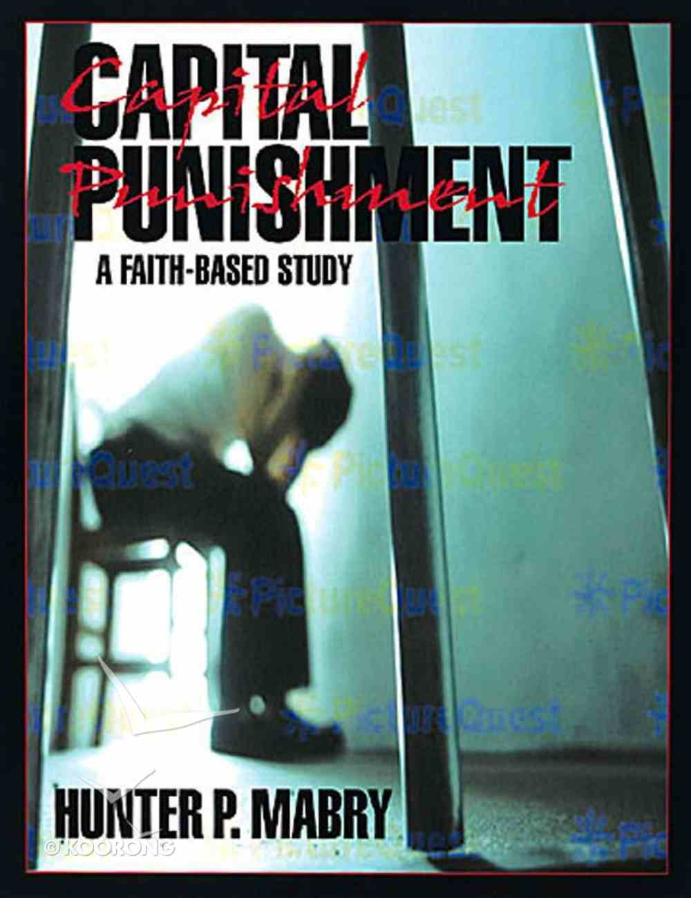 Capital Punishment (Student's Guide) Paperback