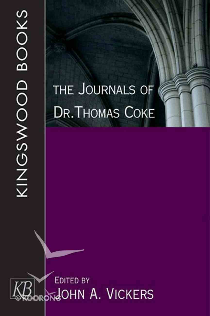 The Journals of Dr Thomas Coke Paperback
