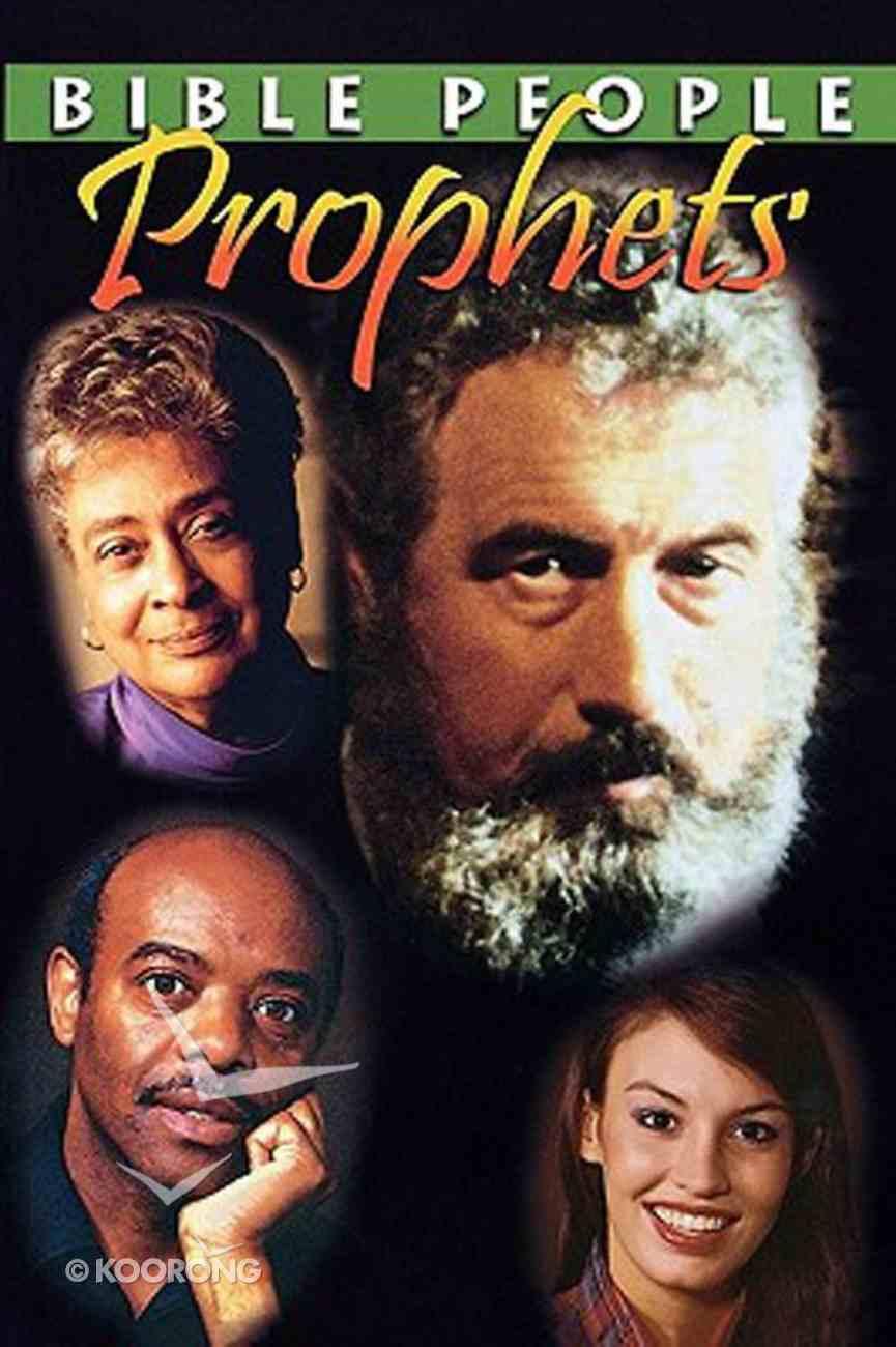Prophets (Bible People Study Series) Paperback