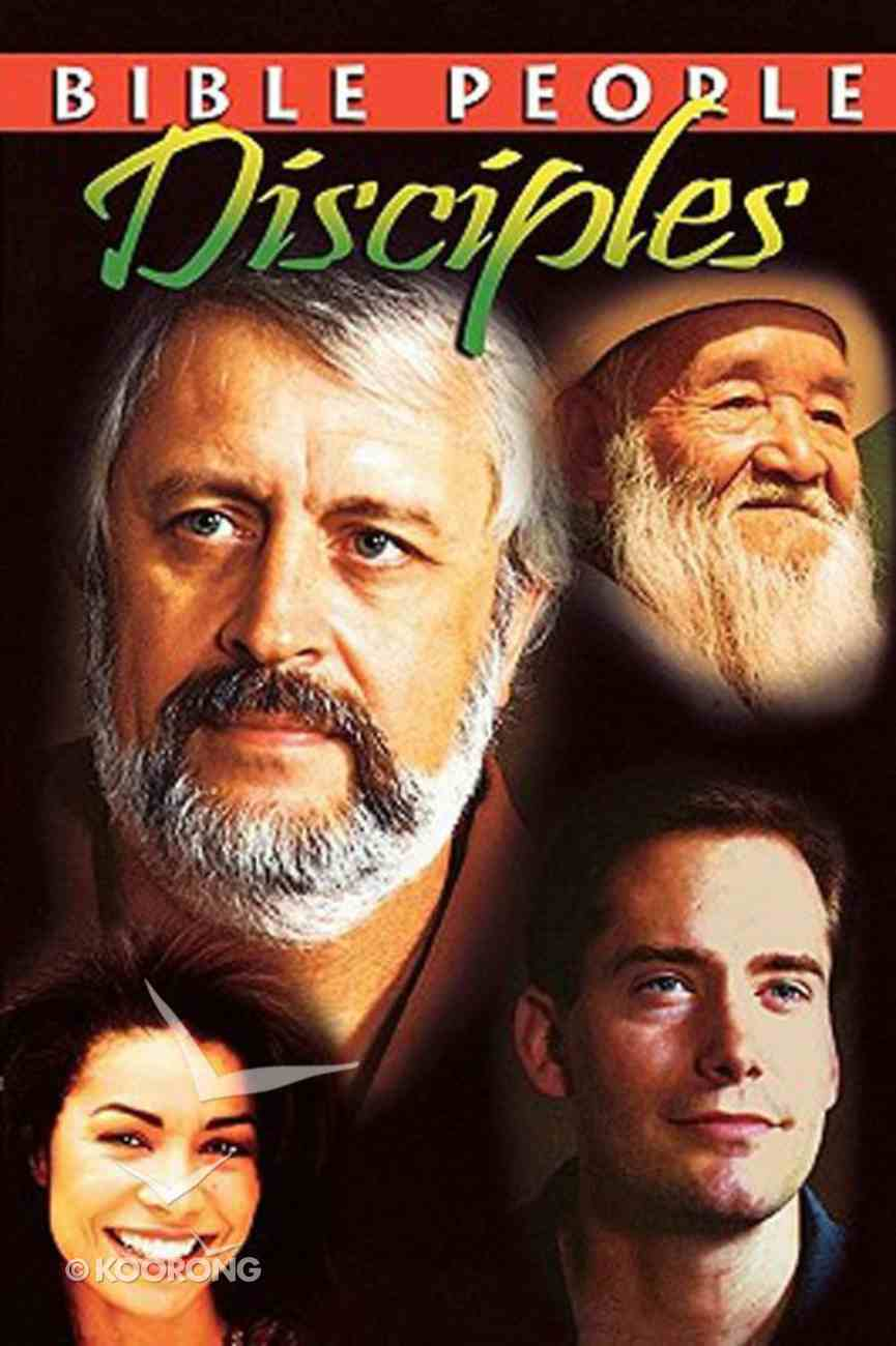 Disciples (Bible People Study Series) Paperback