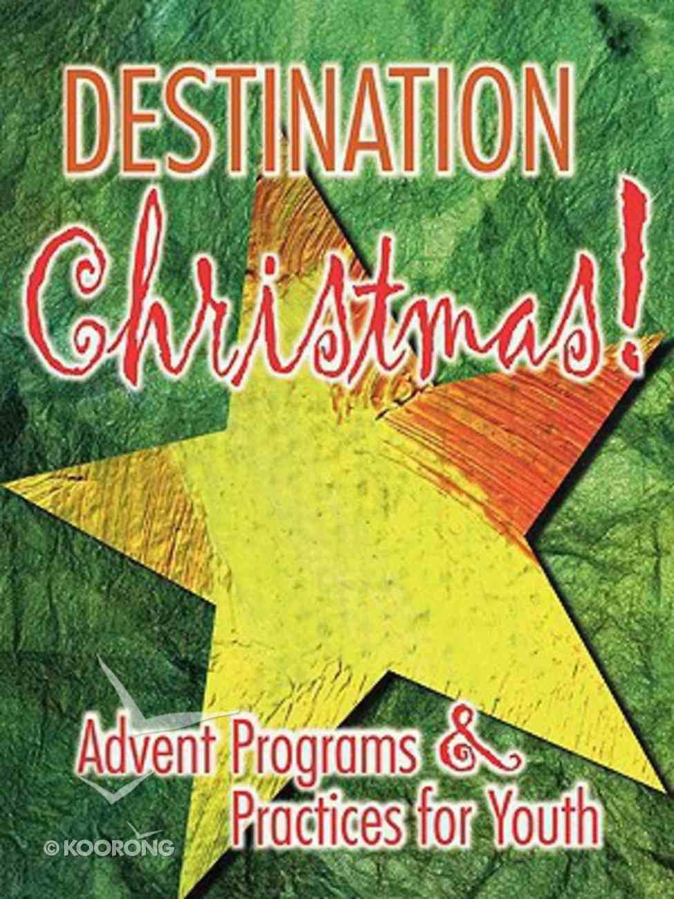 Destination Christmas! Paperback
