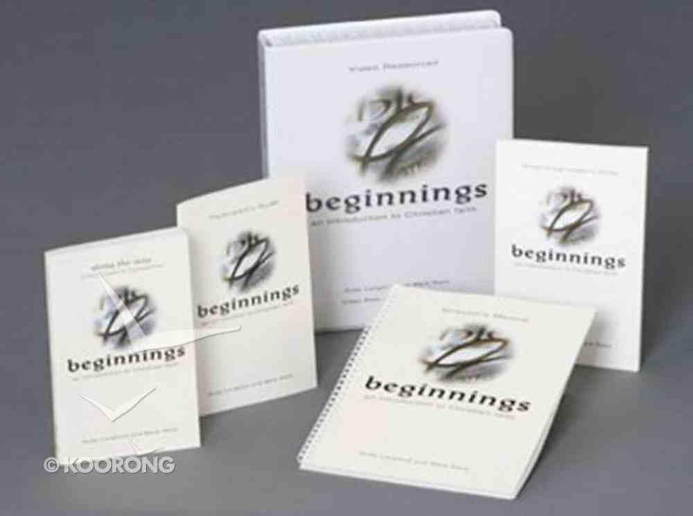 Beginnings Planning Kit Pack