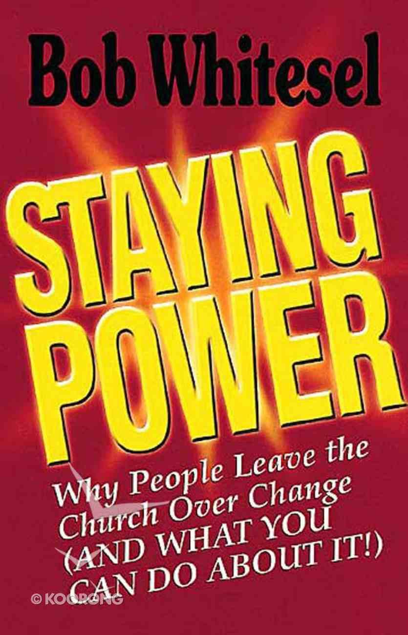 Staying Power Paperback