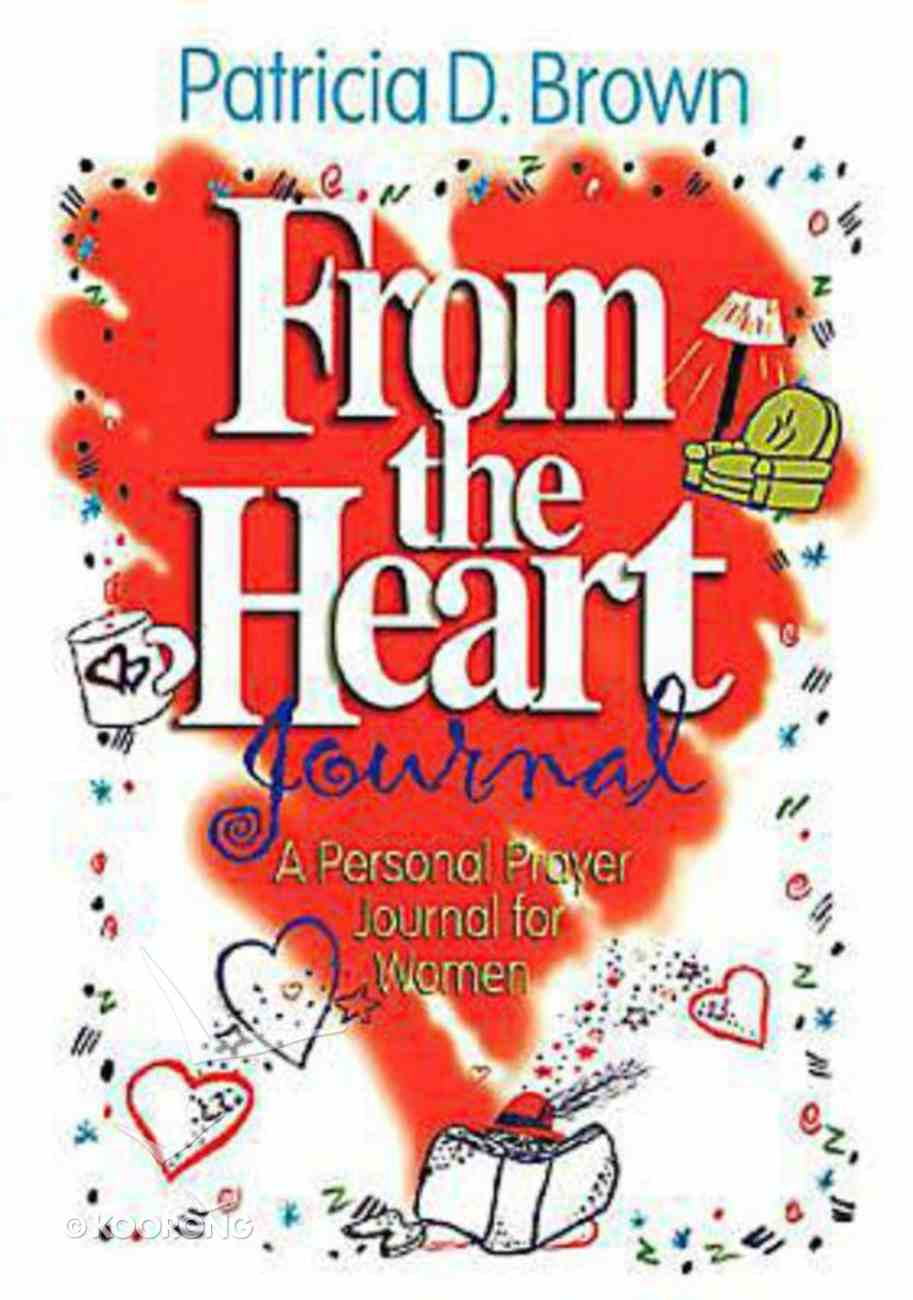 From the Heart (Journal) Spiral