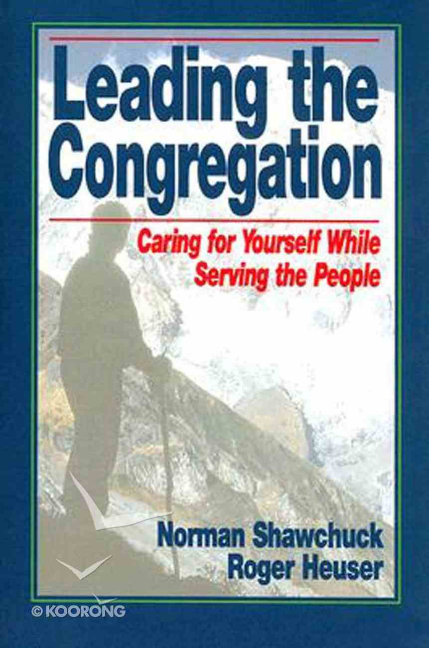 Leading the Congregation Paperback