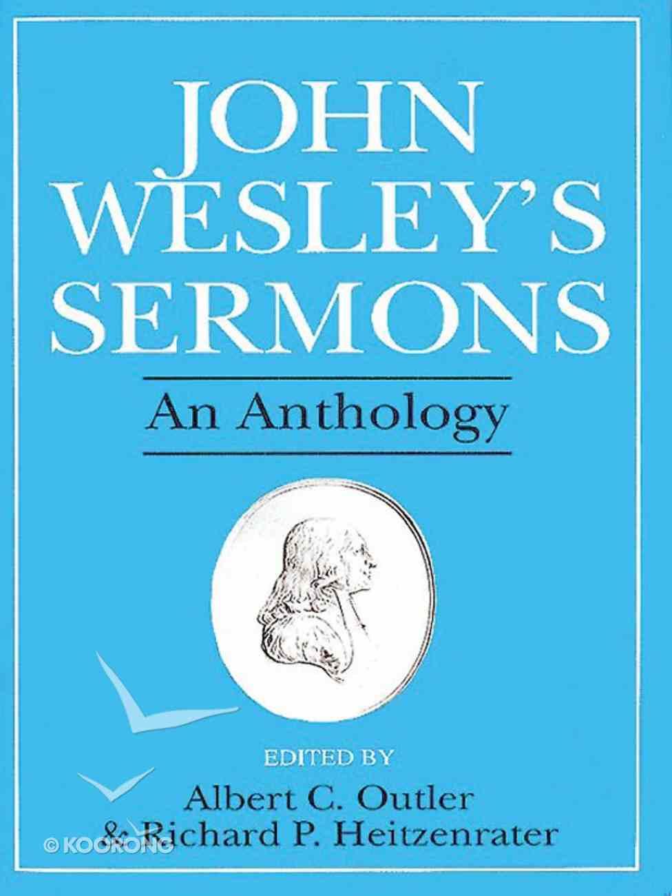 John Wesley's Sermons Paperback