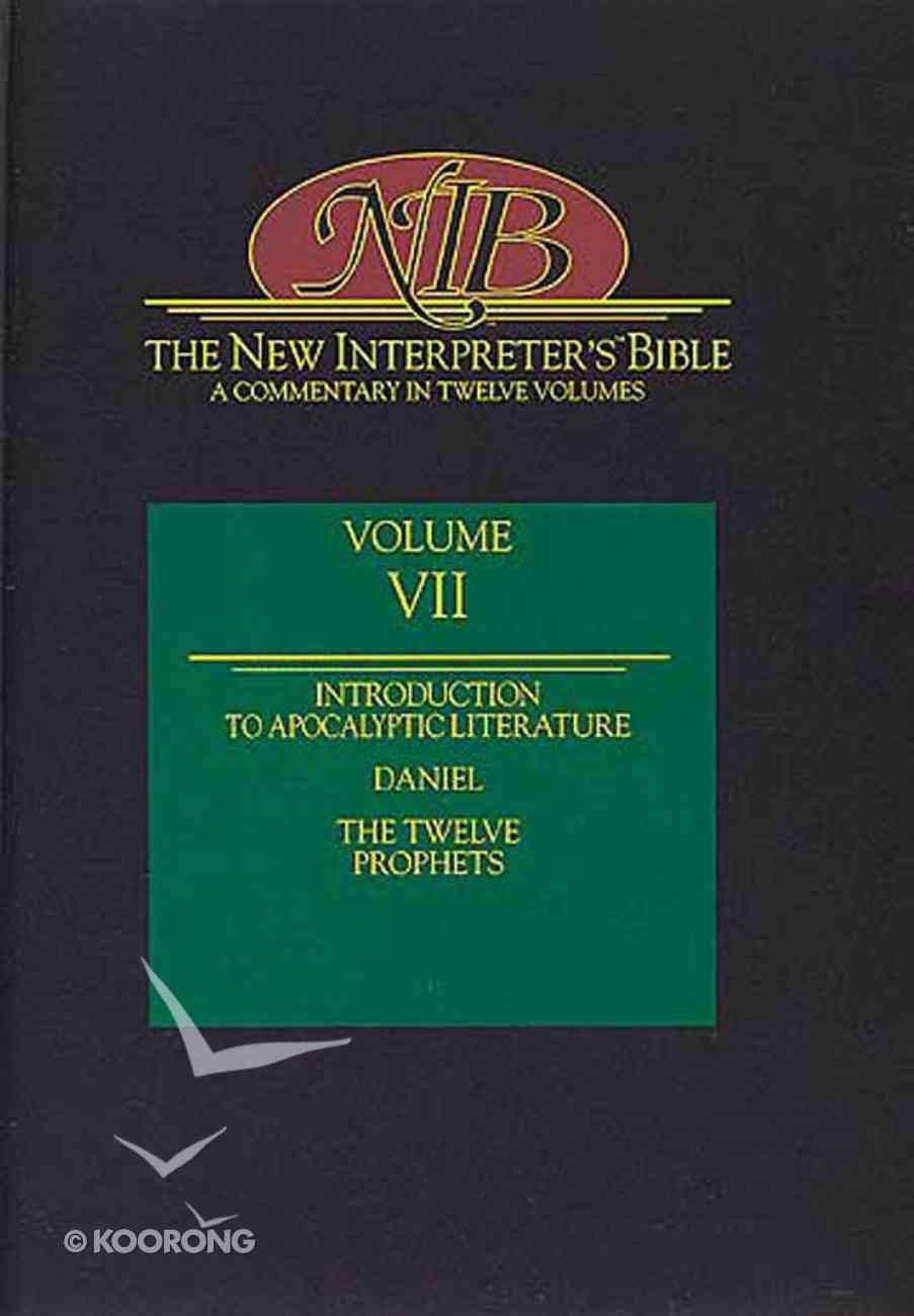 Daniel-Malachi (#07 in New Interpreter's Bible Series) Hardback