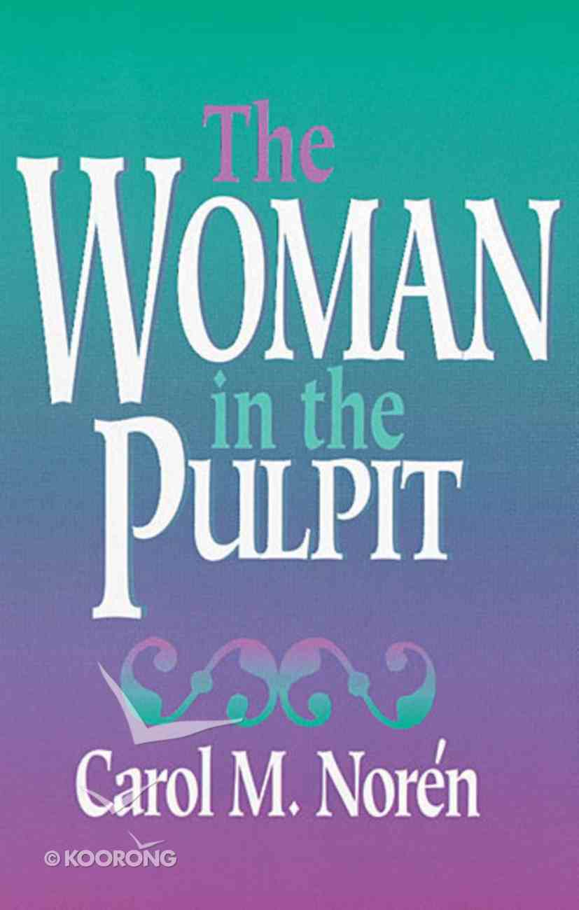 The Woman in the Pulpit Paperback