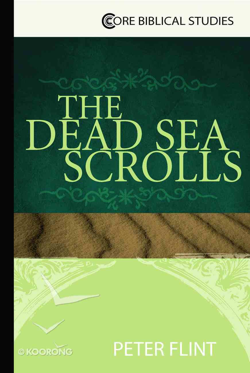 The Dead Sea Scrolls (An Essential Guide) Paperback