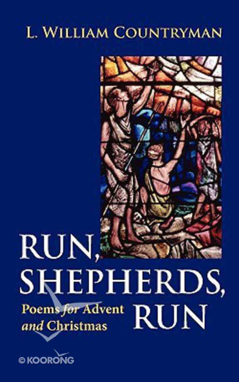 Run, Shepherds, Run Paperback
