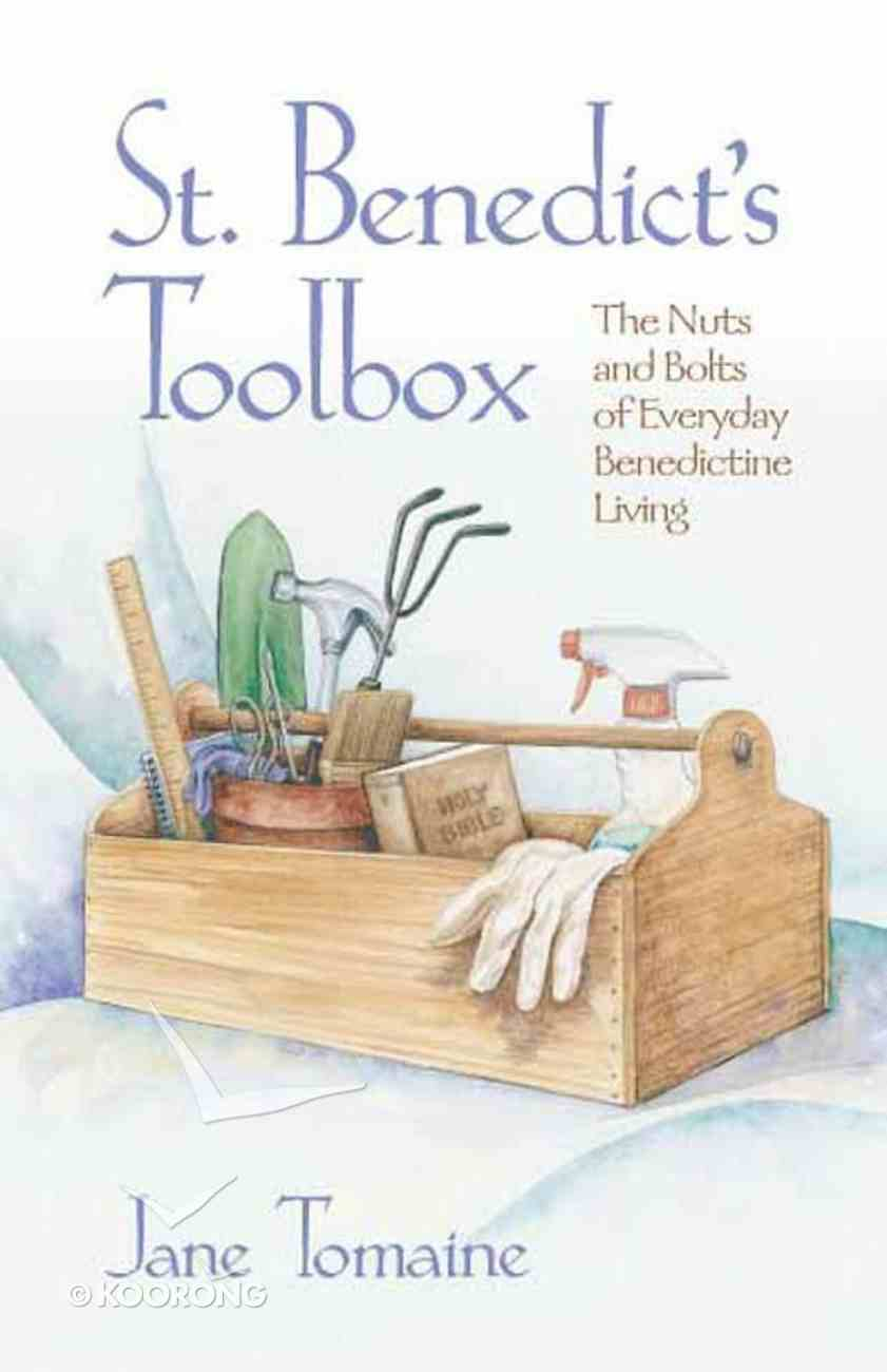 St. Benedict's Toolbox Paperback