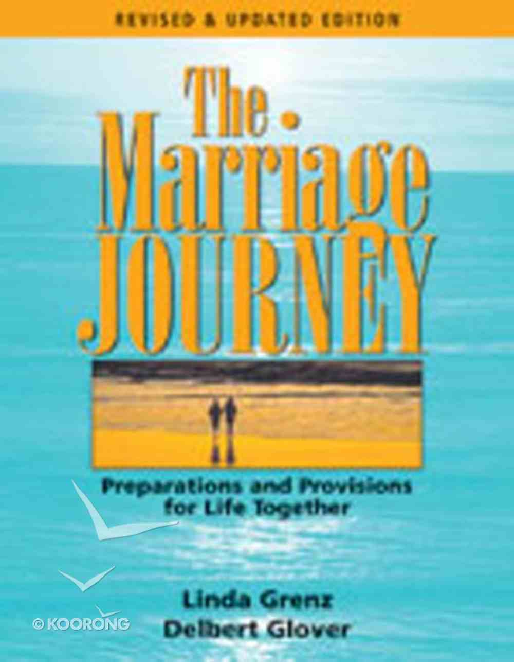 The Marriage Journey Paperback