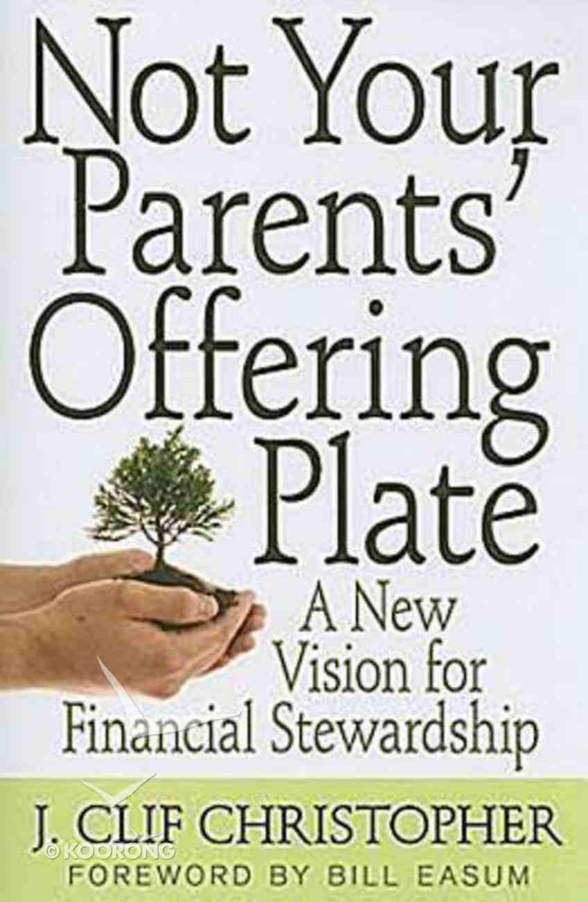 Not Your Parents Offering Plate Paperback