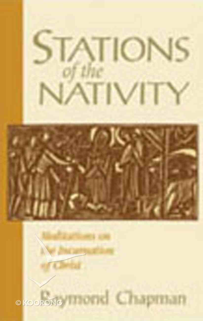 Stations of the Nativity Paperback