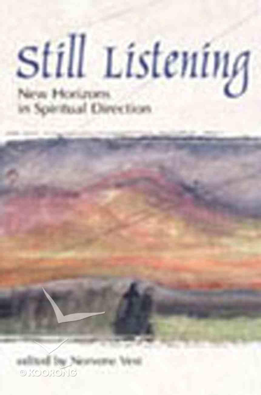 Still Listening Paperback