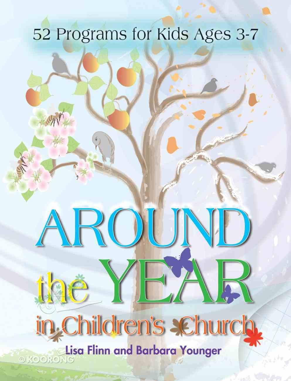 Around the Year in Children's Church Paperback