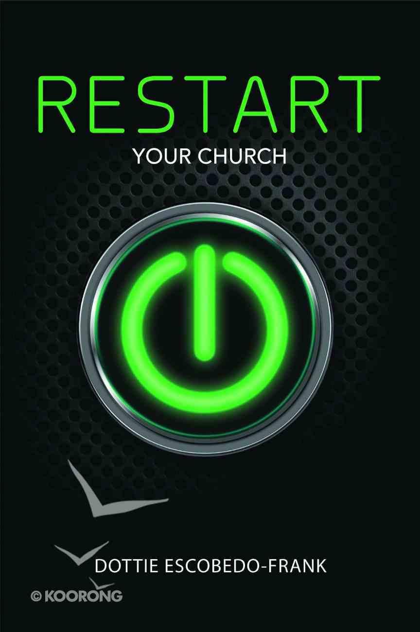 Restart Your Church Paperback