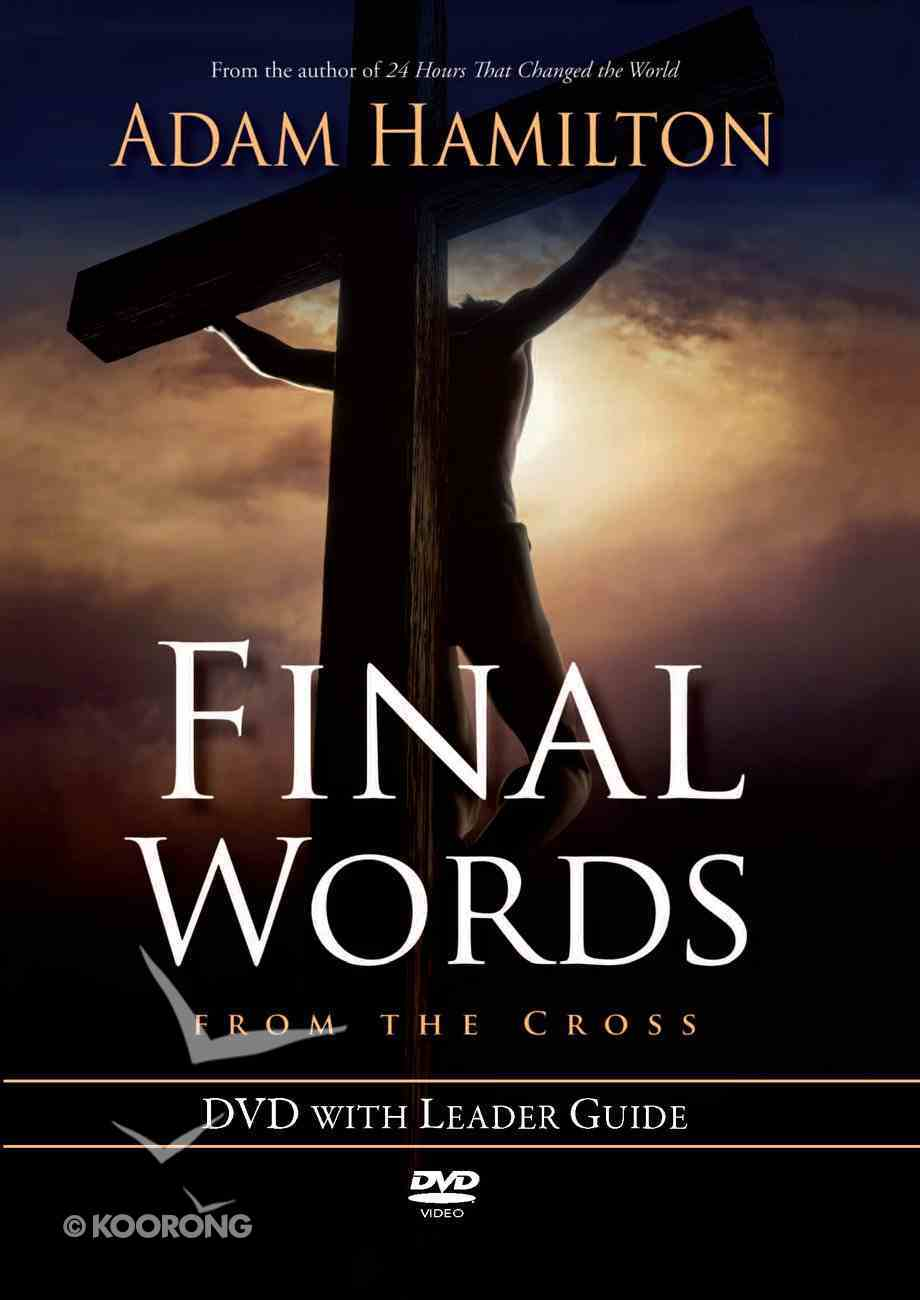 Final Words (Dvd With Leaders Guide) DVD