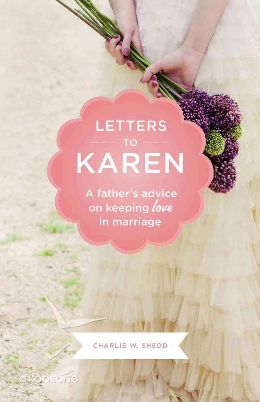 Letters to Karen Paperback
