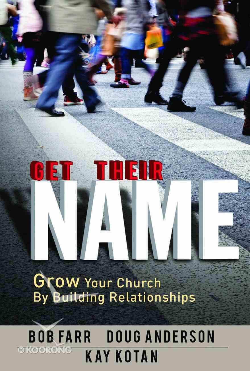 Get Their Name Paperback