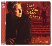 Album Image for God Will Make a Way: The Best of Don Moen - DISC 1