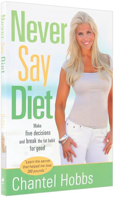 Product: Never Say Diet Image