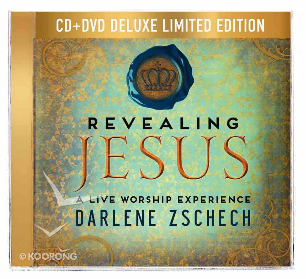 Revealing Jesus Deluxe Edition CD and DVD CD