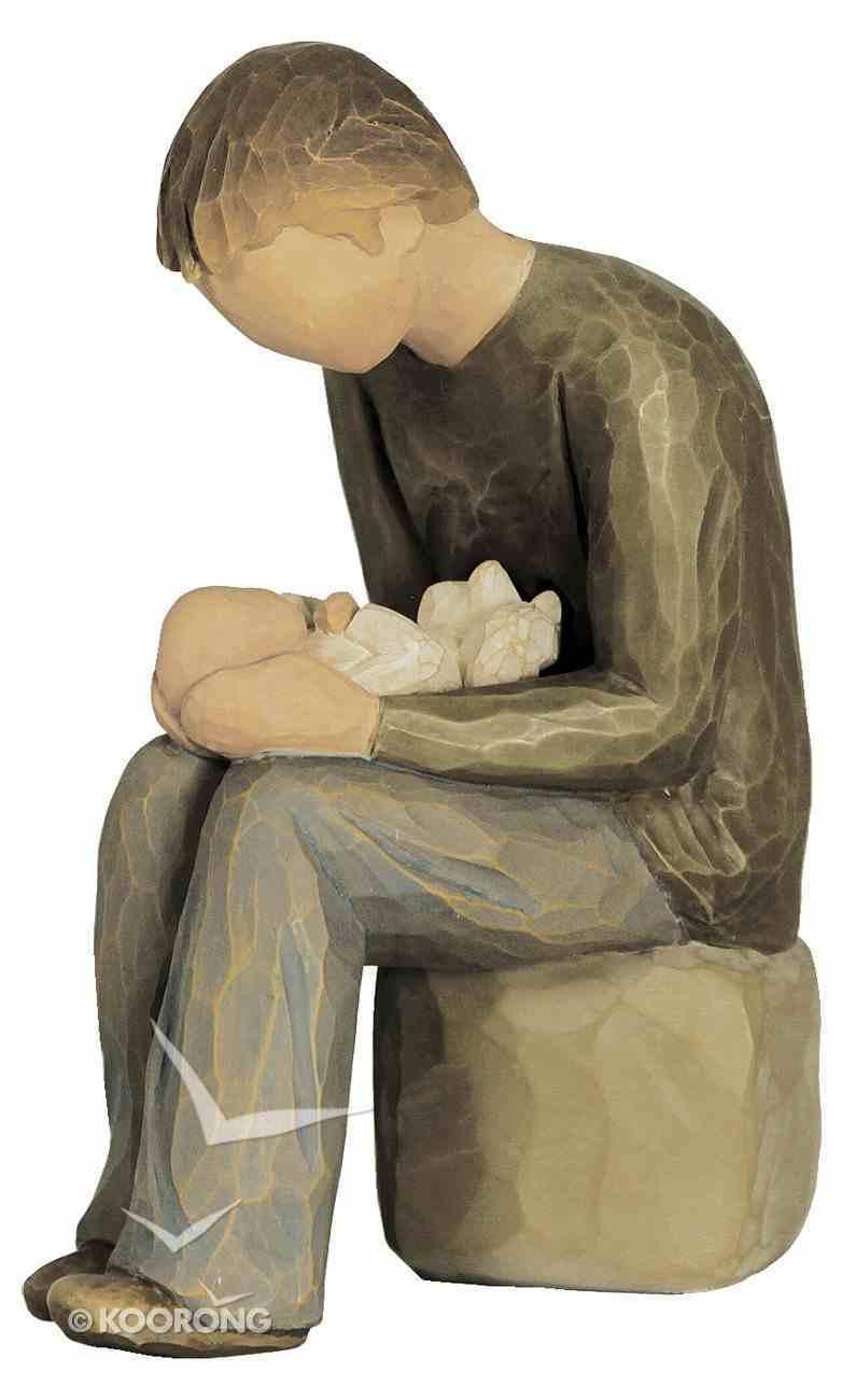 Willow Tree Figurine: New Dad Homeware