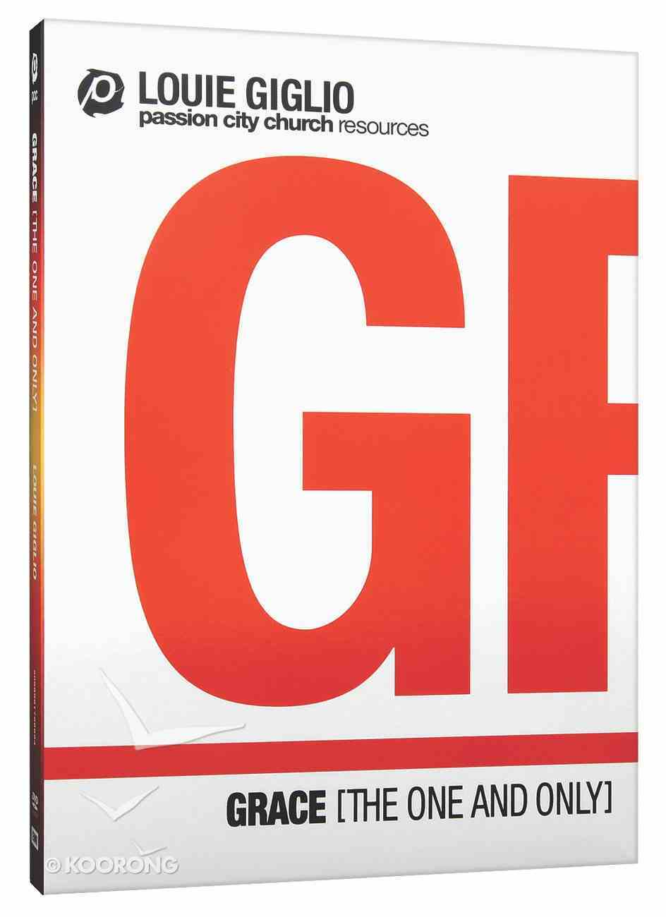 Grace (The One and Only) (Passion City Church Dvd Series) DVD
