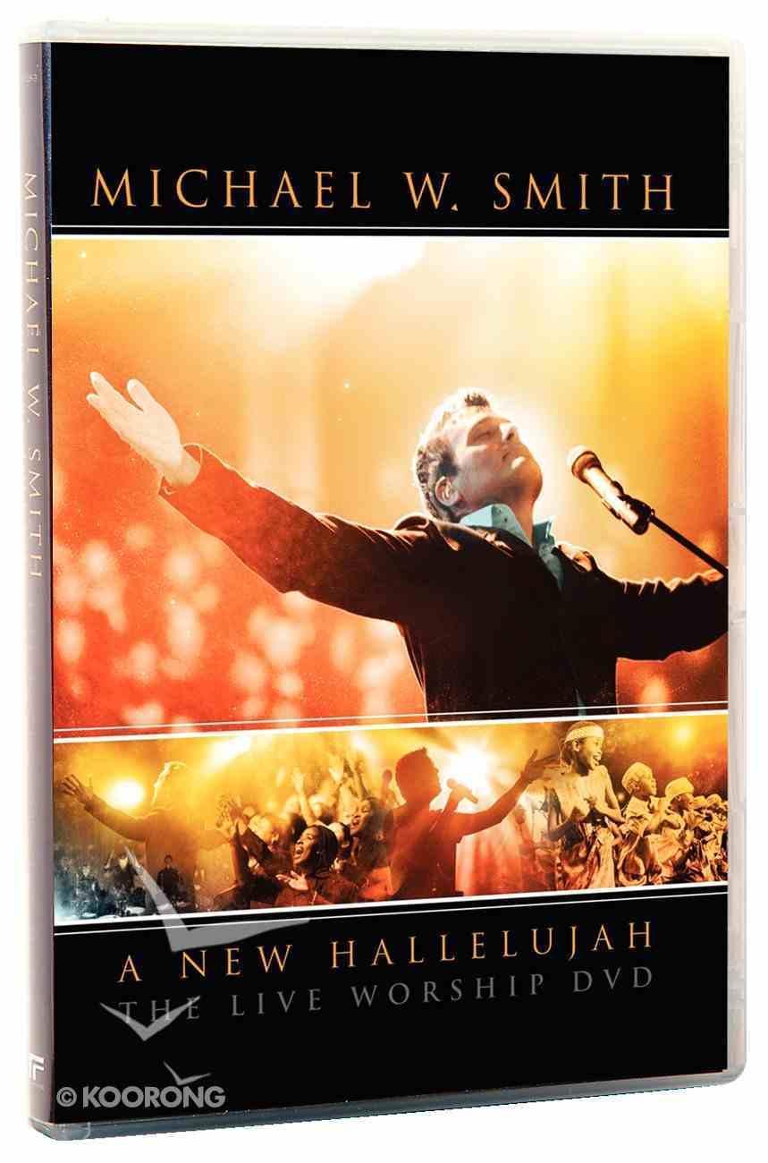 New Hallelujah DVD