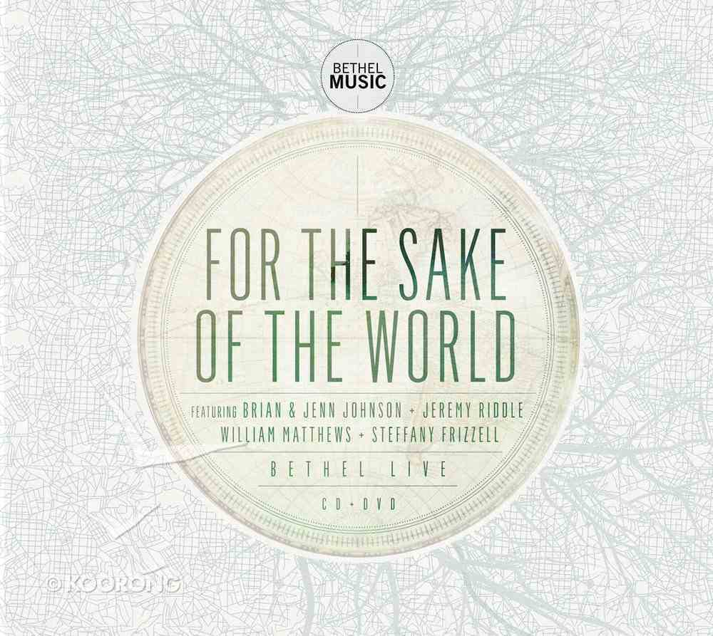 For the Sake of the World CD & DVD CD