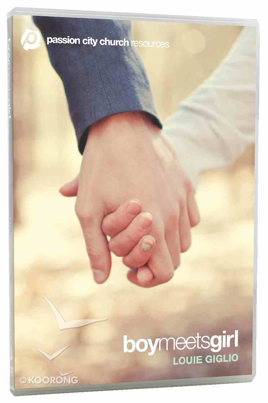 Boy Meets Girl (Passion City Church Dvd Series) DVD