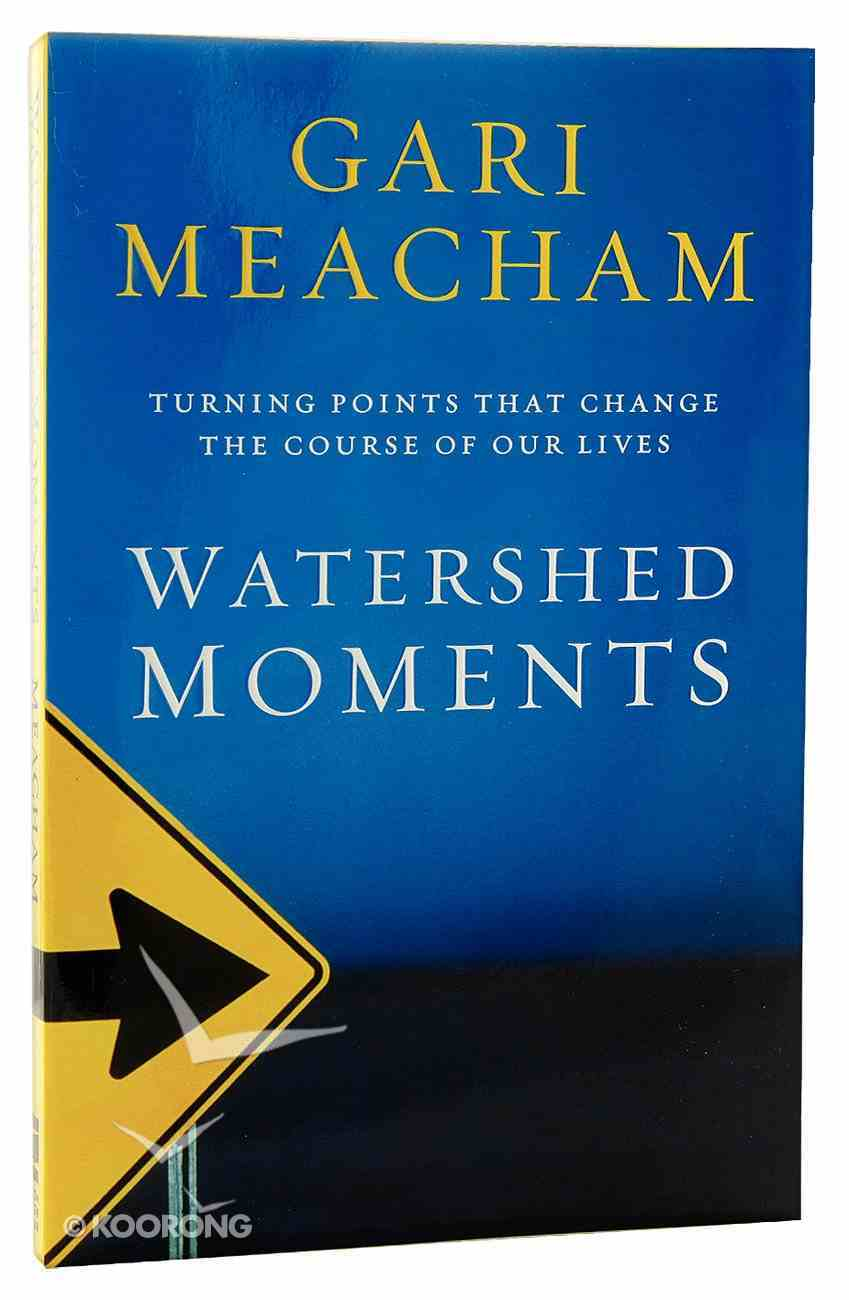 Watershed Moments Paperback