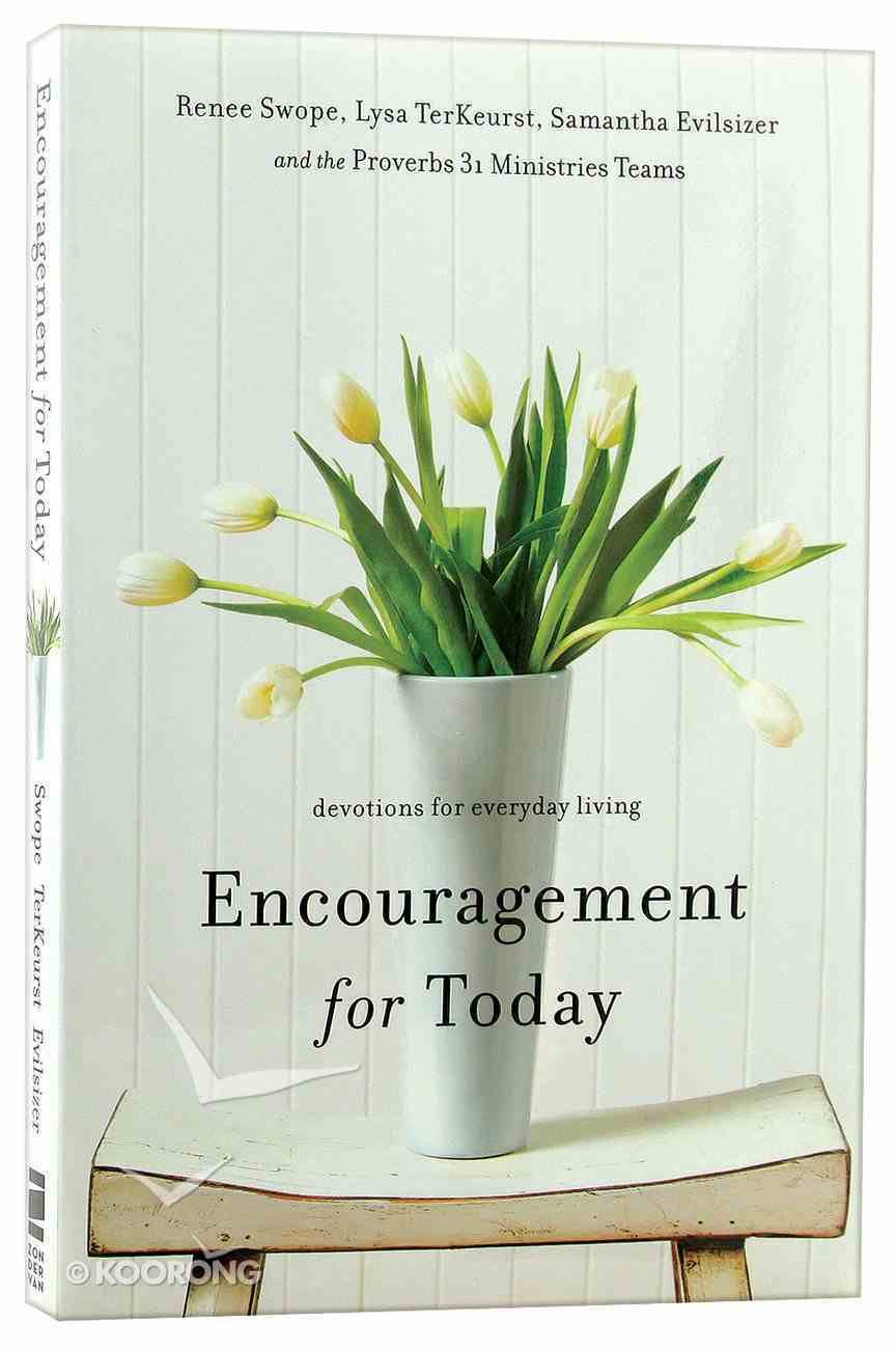 Encouragement For Today Paperback