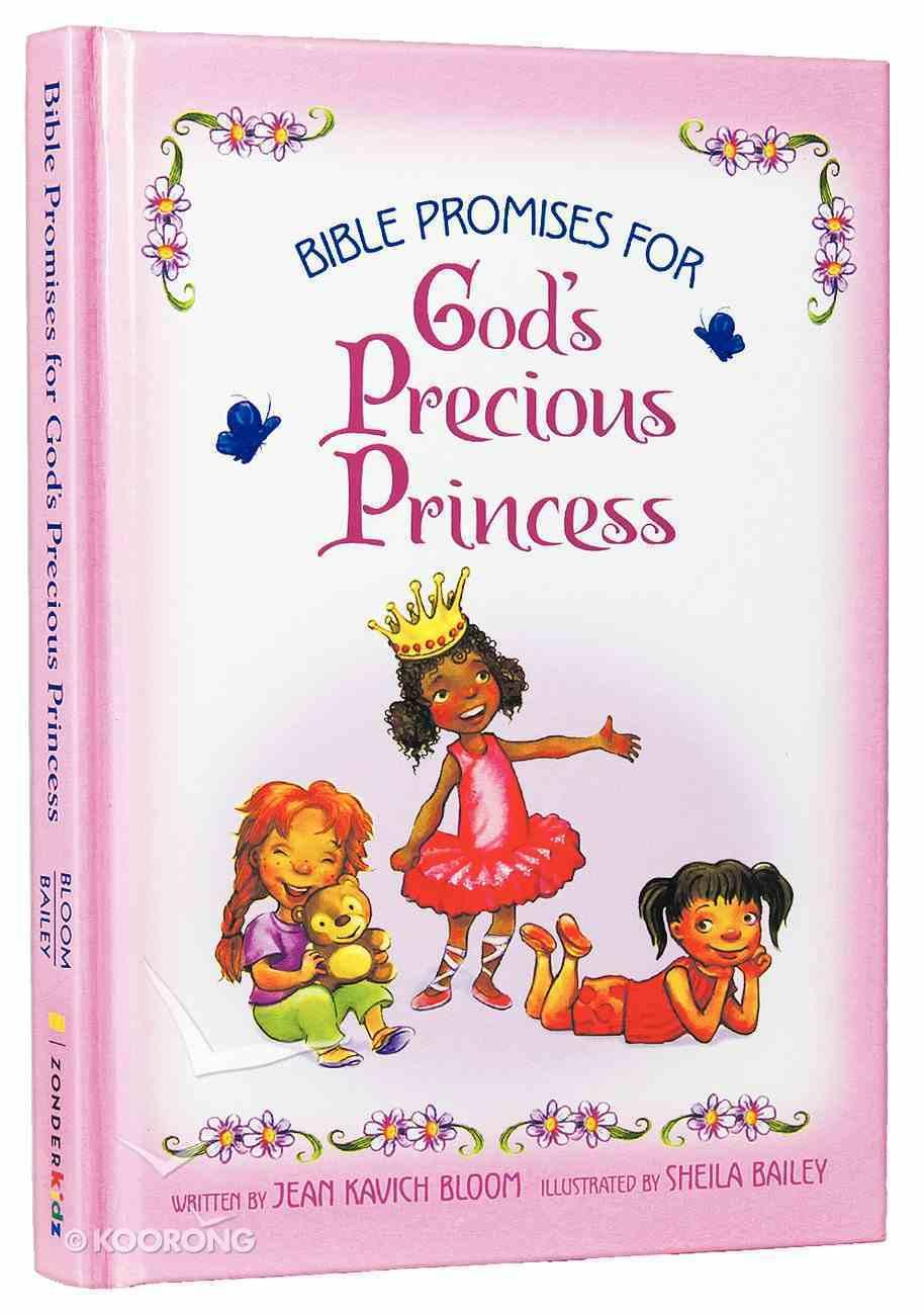 Bible Promises For God's Precious Princess Hardback
