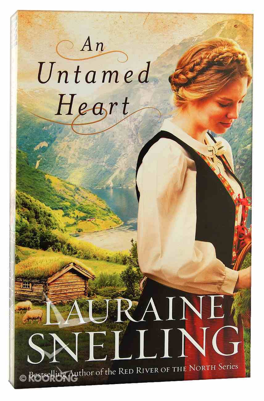 An Untamed Heart (Red River North Series) Paperback