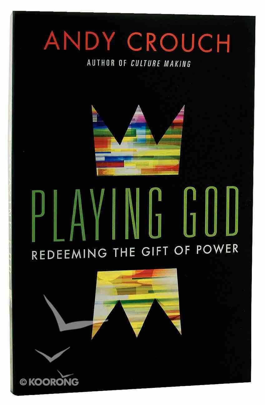 Playing God Paperback