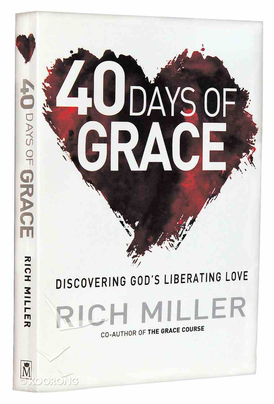 40 Days of Grace Paperback
