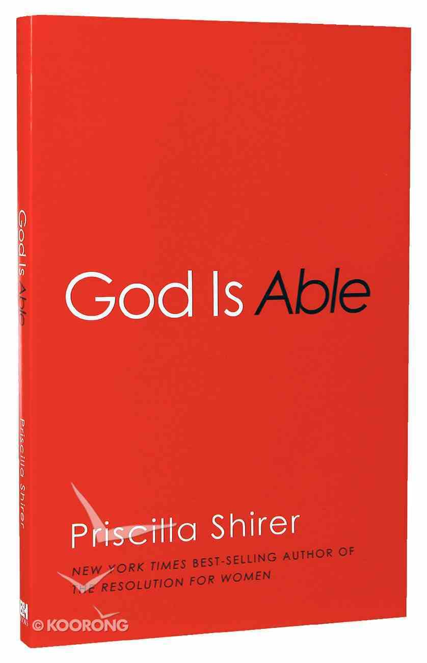 God is Able Paperback