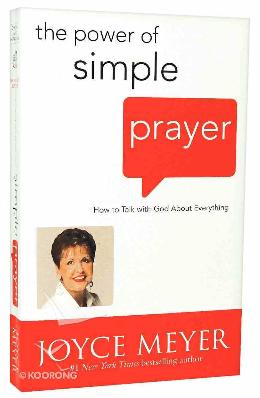 The Power of Simple Prayer Mass Market