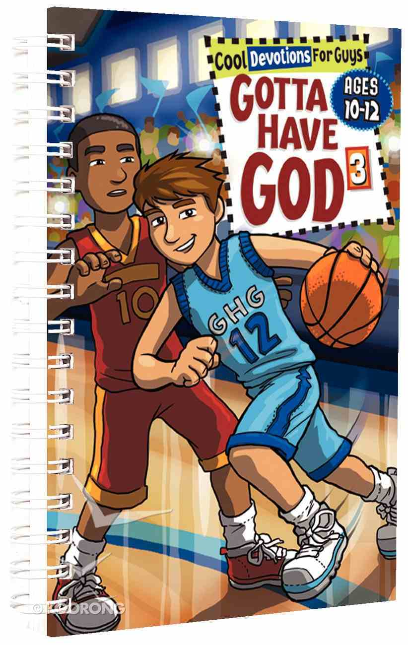 Cool Devotions For Guys (Boys Aged 10-12) (#03 in Gotta Have God Series) Paperback