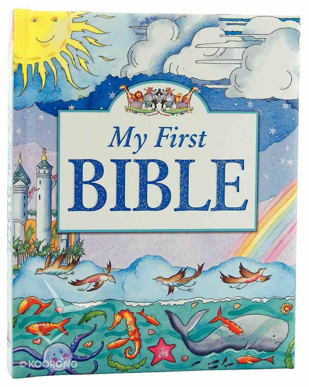 My First Bible Hardback