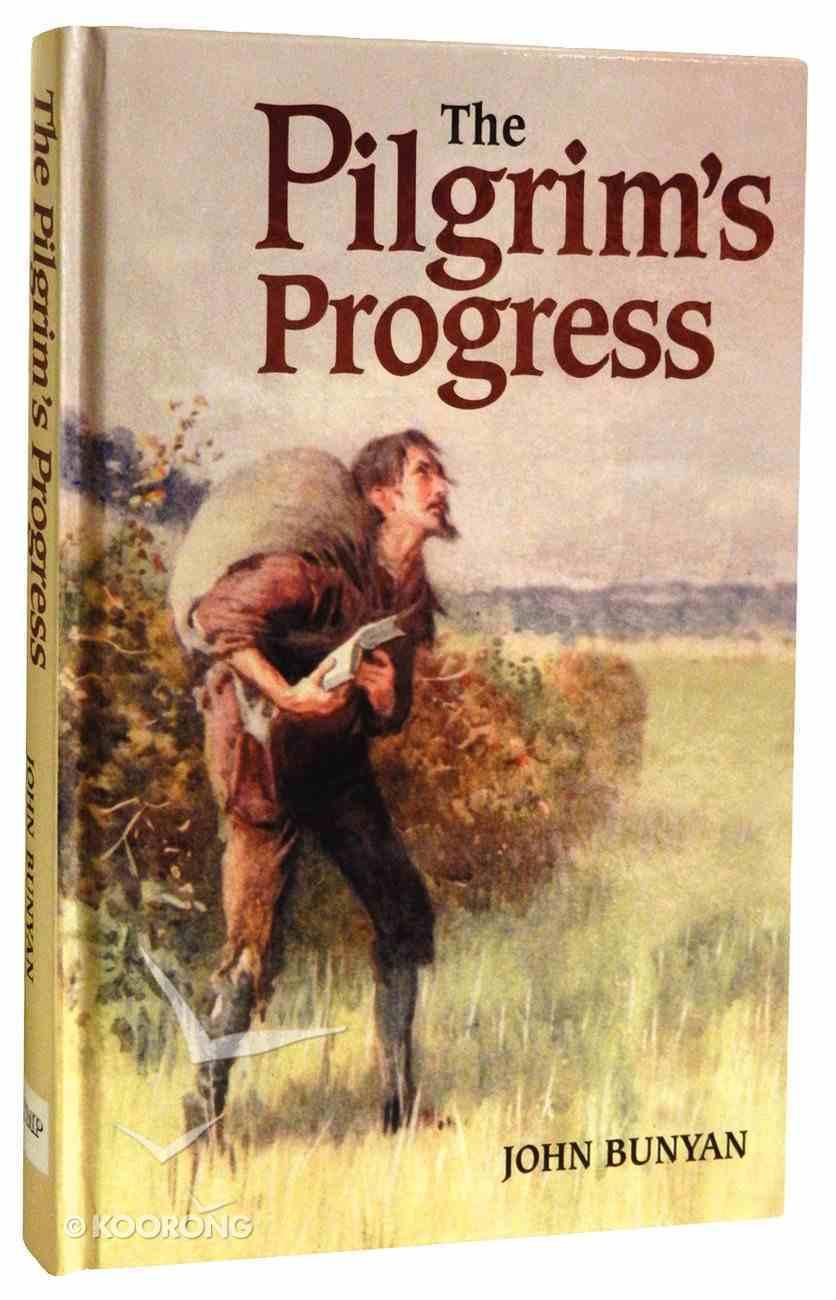 Illustrated Pilgrim's Progress With Full-Colour Panorama Hardback